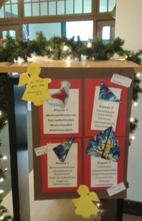 Würth Weihnachtskalender.Weihnachtsbasteln Im Dezember Schule Altengamme Deich